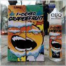 60ml F*cked Liquids GrapeFruit Ice. Жидкость для заправки  электронных сигарет. Грейпфрут с холодком