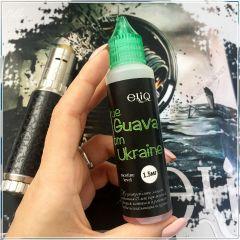50 мл. True Guava (eliq.net) - вейп-жидкость для заправки электронных сигарет. Гуава