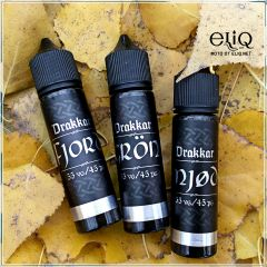 Grön Drakkar 60мл - жидкость для заправки электронных сигарет. Грён Табак.