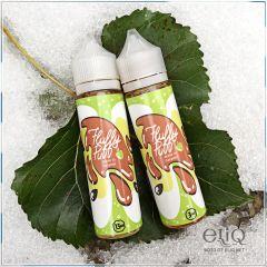 60ml Fluffy Puff Apple in Caramel. Жидкость для заправки электронной сигареты. Яблоко, Карамель
