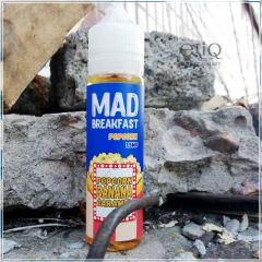 60ml Mad Breakfast Popcorn. Жидкость для электронной сигареты. Попкорн. Украина