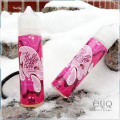 60ml Fluffy Puff Berry Lemonade. Жидкость для заправки электронной сигареты. Ягодный Лимонад