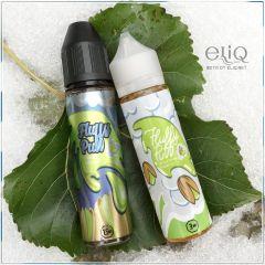 60ml Fluffy Puff Tobacco and Pistachio. Жидкость для заправки электронной сигареты. Табак - Фисташка