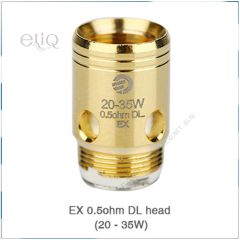 Exceed DL испаритель 0.5 ом Joyetech EX Coil Head (золотой)