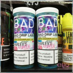 Bad Drip Farley's Gnarly Sauce Iced Out - премиум жидкость для заправки электронных сигарет. США. Жевачка.