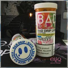 Bad Drip Farley's Gnarly Sauce - премиум жидкость для заправки электронных сигарет. США. Жевачка.