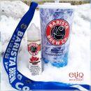 Frozen Strawberry Watermelon Refresher Barista Brew Co.- премиум жидкость для электронной сигареты. Бариста США. Клубника, арбуз