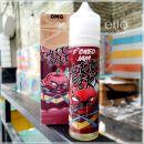 60m Cherry Berry Jam F*cked Liquids. Жидкость для заправки  электронных сигарет. Вишня