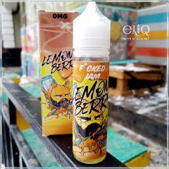 60m Lemon Berry Jam F*cked Liquids. Жидкость для заправки электронных сигарет. Лимон.