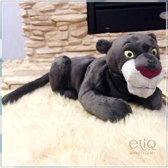 Мягкая игрушка пантера Багира из м/ф Книга Джунглей Дисней Оригинал.