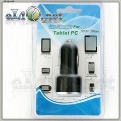 2.0A Dual USB car charger adapter / Адаптер для зарядки в автомобиле (2 USB)