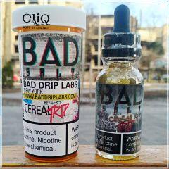 Bad Drip Cereal trip SALT - премиум жидкость для заправки электронных сигарет. США. Хлопья. Соль