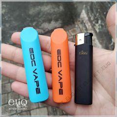 EDC Vape мини-вейп, стартовый набор, одноразовая электронная сигарета. Всё-в-одном