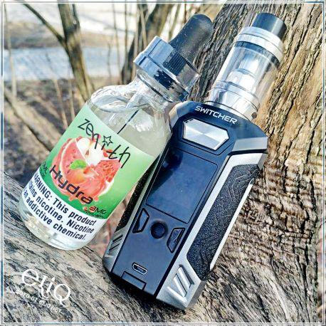 60 мл Zenith Hydra - жидкость для заправки электронных сигарет. Зенит, Гидра
