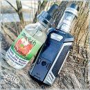 60 мл Zenith Hydra - жидкость для заправки электронных сигарет. Зенит, Гидра. Яблоко, арбуз
