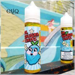 60 мл The Brazz Dr. Shugar - жидкость для заправки электронных сигарет. Голубая малина, сладкая вата