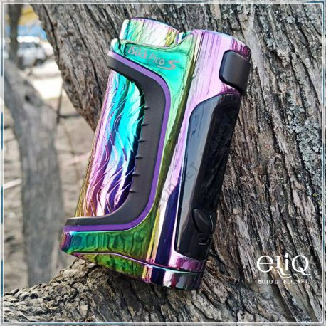 Eleaf iStick Pico S 100W + аккумулятор 21700 4000 mAh- Батарейный блок для электронной сигареты. Оригинал