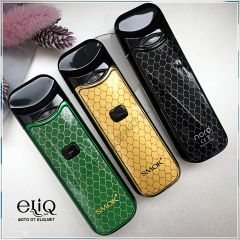 Smok NORD POD Kit 3ml 1100mAh мини-вейп, электронная сигарета. Смок Норд Под-система на испарителях