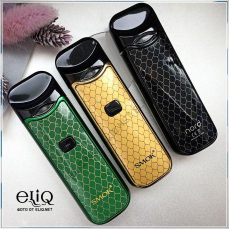 Smok NORD POD Kit 3ml 1100mAh мини-вейп, электронная сигарета. Смок Норд Под-система на испарителях