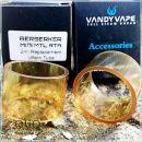 15 х 22 мм. Пластиковая колба из Ультема для атомайзера Vandy Vape Berserker Mini MTL RTA. Оригинал.
