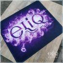 """ELIQ Vape Mat """"Vape Tricks"""" фиолетовый. Cупер-коврик для намоток, мышки или рабочего места от Элик"""