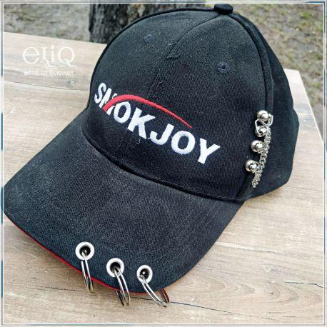 Smokjoy Snapback - Кепка снепбек от Смокджой.