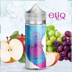 100ml Alternativ EJuice - Alpha - премиум жидкость для заправки электронных сигарет Альфа: яблоко + виноград.