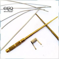 Micro Coil Jig Инструмент для намотки спирали (золотистый)