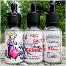 30 мл. Sweet Sour Berries SALT (eliq.net) - вейп-жидкость для заправки электронных сигарет. Кисло-сладкий ягодный микс Соль