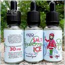 30 мл. Strawberry Ice SALT (eliq.net) - вейп-жидкость для заправки электронных сигарет. Клубника - мята Соль