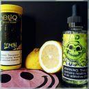 60 мл Bad Drip Dead Lemon - премиум жидкость для заправки электронных сигарет. США. Лимон