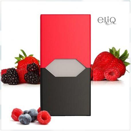 2шт JUUL POD 5% Fruit - Картридж (под) для электронной сигареты, Pod-системы Джул Фрукты