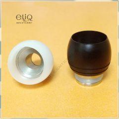 [510] 10 mm низкий широкий дрип-тип. Мундштук для атомайзера
