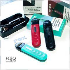 Sikaryvapor - eFOX 400 mAh мини-вейп, стартовый набор, электронная сигарета. Pod система