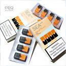 4шт JUUL SEA pods Mango Menthol - Картридж (под) для электронной сигареты Джул Манго Ментол