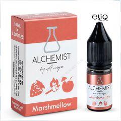 10 мл. Marshmellow Alchemist by A-Vape SALT - вейп-жидкость для заправки электронных сигарет. Маршмеллоу Соль Алхимик