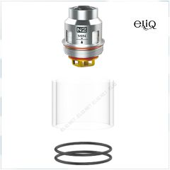 5.5 ml VOOPOO Uforce Glass Tube - стекло, колба