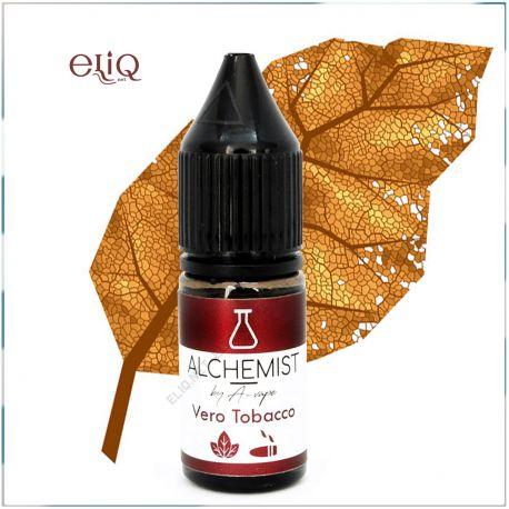 10 мл. Vero Tobacco Alchemist by A-Vape SALT - вейп-жидкость для заправки электронных сигарет. Соль Табак
