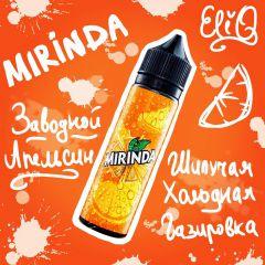 60мл Throne Mirinda заправка для вейпа Малайзия премиум. Миринда.