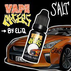 10 мл. FANTA ORIGINAL Vape Racers by ELIQ SALT - вейп-жидкость для заправки электронных сигарет. Фанта Соль
