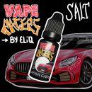 10 мл. CAPTAIN Black CHERRY Vape Racers SALT - вейп-жидкость для заправки электронных сигарет. Капитан Блэк, вишня, шоколад Соль