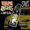 10 мл. Sour LEMON MIX Vape Racers by ELIQ SALT - вейп-жидкость для заправки электронных сигарет. Лимон Соль