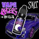 10 мл. FANTA GRAPE Vape Racers by ELIQ SALT - вейп-жидкость для заправки электронных сигарет. Фанта, виноград Соль