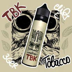30мл 3GERcraft TBK заправка для вейпа Тригер табак. Премиум.