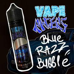 60 мл. BLUE RAZZ BUBBLE Vape Racers by ELIQ - вейп-жидкость для заправки электронных сигарет. Малина, жвачка