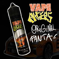 60 мл. FANTA ORIGINAL Vape Racers by ELIQ - вейп-жидкость для заправки электронных сигарет. Фанта