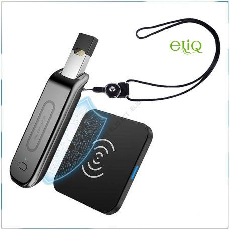 JUUL Wireless Charger 300mAh - беспроводная зарядка для электронной сигареты, Pod-системы Джул