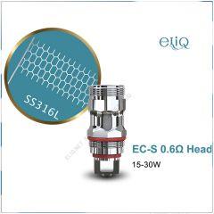 Eleaf EC-S 0.6ohm SS316 Mesh сменный испаритель для атомайзера Melo 5 Tank