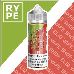 120ml RYPE Apple Kiwi E-Juice премиум жидкость для заправки электронных сигарет Райп Яблоко, киви