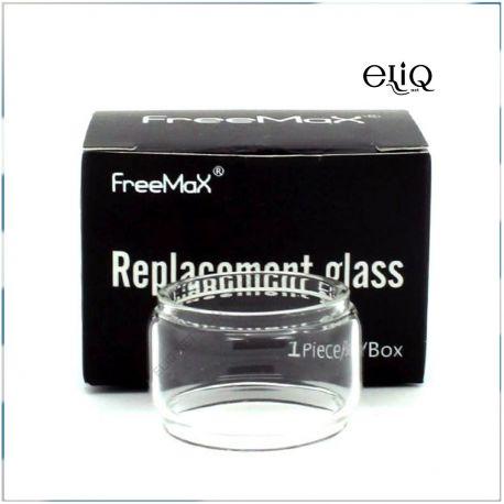 18 х 28 мм Колба Freemax Fireluke Mesh bubble glass - стекло, танк, 5 мл.